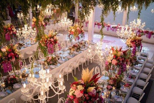 ۲۵ نکته برای انتخاب باغ تالار و تشریفات عروسی مناسب در تهران