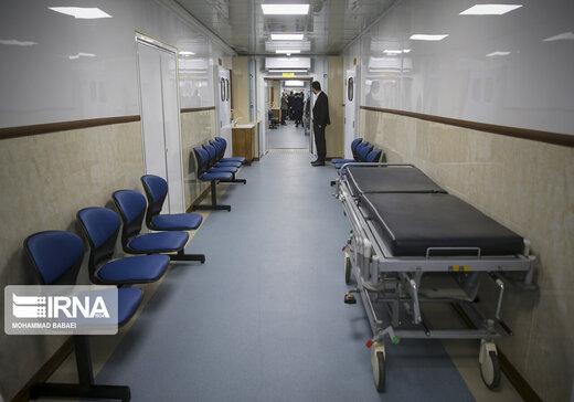 بررسی وضعیت تختهای بیمارستانی تهران برای مواجهه با پیکهای بعدی کرونا