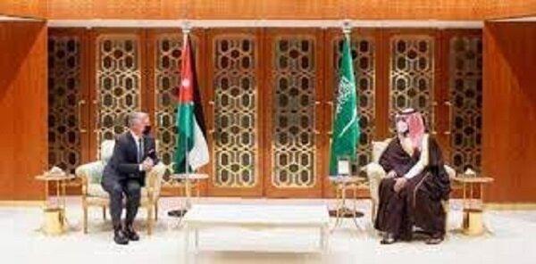 روز شلوغ بن سلمان؛ استقبال از رهبران سه کشور/عکس