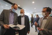 طراحی نرم افزار مخصوص تلفن همراه  ارتباطات مردمی شهرداری اصفهان