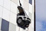 ببینید   پارک کردن خودرو توسط دنیس کازیونوف بازیکن هاکی حادثه آفرید!