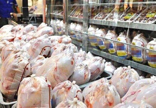 معاون وزیر جهاد کشاورزی :شکستن مقاومت بازار با اصلاح قیمت مرغ /احتمال لغو واردات مرغ