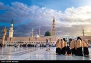 تصاویر | مبعث حضرت محمد(ص) - مدینه منوره