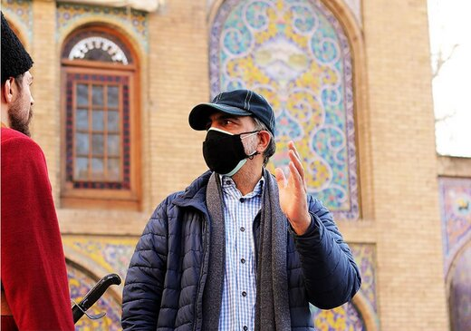 سریال تاریخی جدید حسن فتحی با بازی بهرام رادان