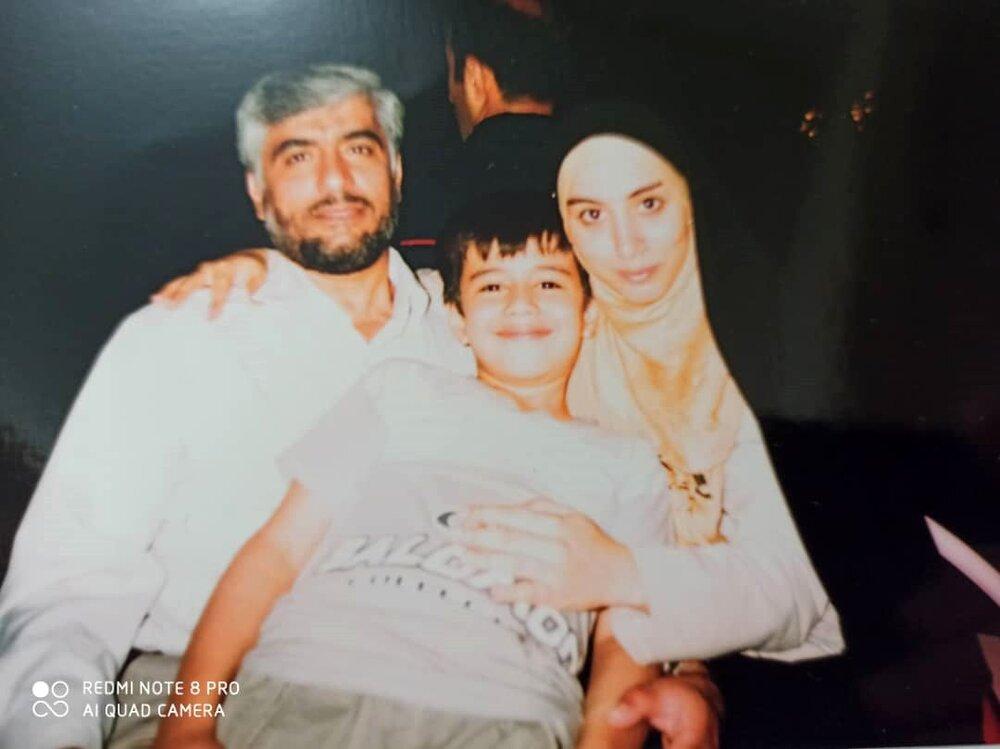 ماجرای ۳ روز تحصن پشت در دفتر سردار سلیمانی +عکس