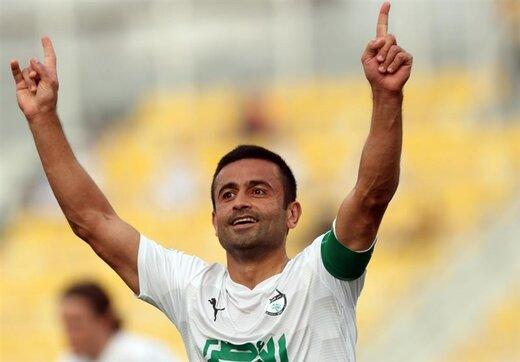 امید ابراهیمی به الوکره قطر پیوست