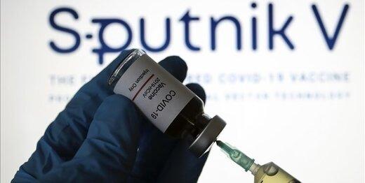 ارسال محموله جدید واکسن روسی به ایران