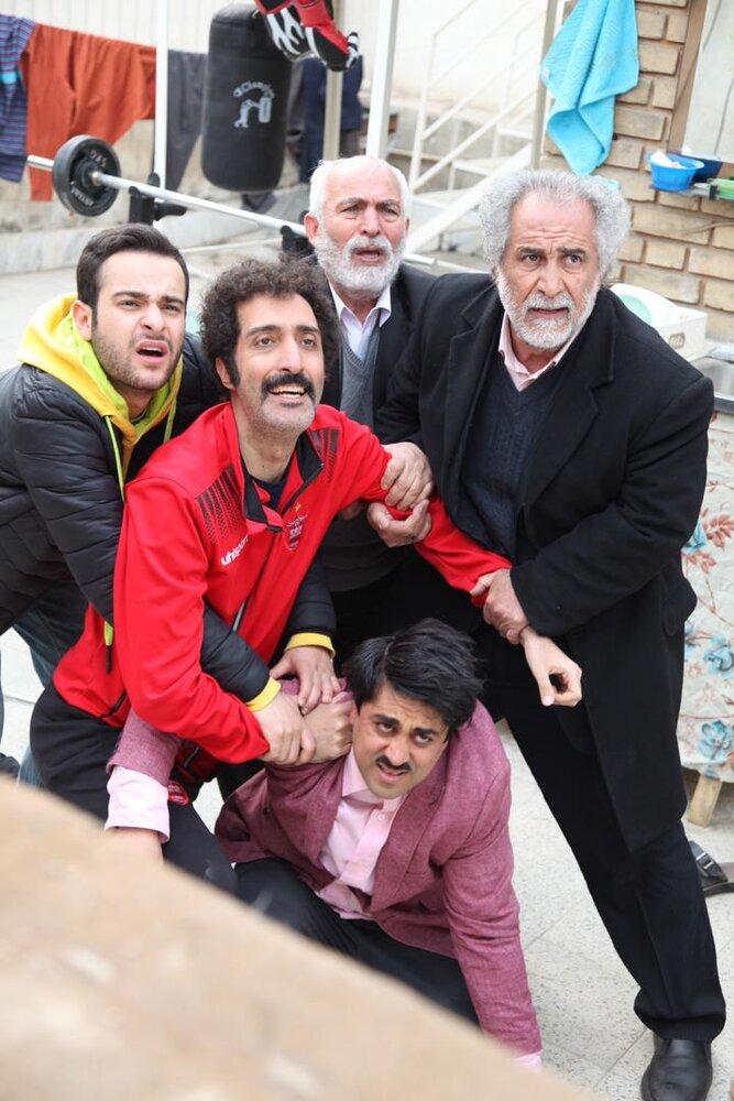 خندههای فرخنده و خانوادهاش/ کمدی به سبک ایرانی