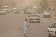 هشدار هواشناسی نسبت به خیزش گرد و خاک و کاهش دید در سه استان