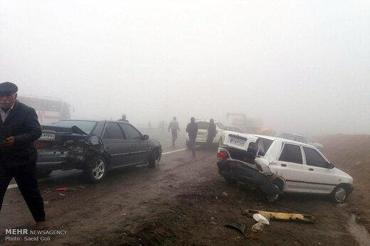روزانه ۳۲ نفر در سفرهای نوروزی در اثر تصادف فوت میشوند
