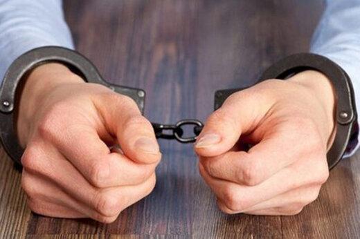زورگیر قمهکش در لباس زنانه بازداشت شد