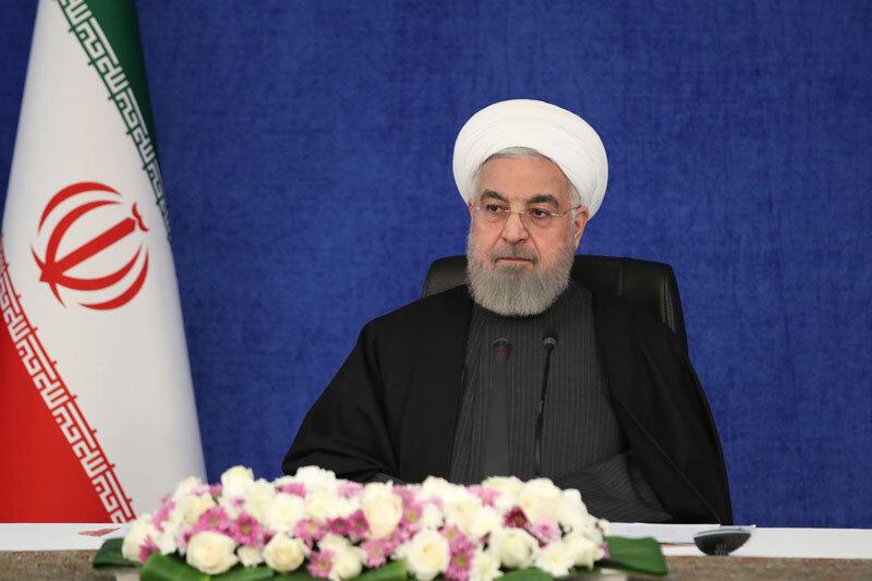 روحانی: کالاهای اساسی و ملزومات سفره مردم خط قرمز دولت است
