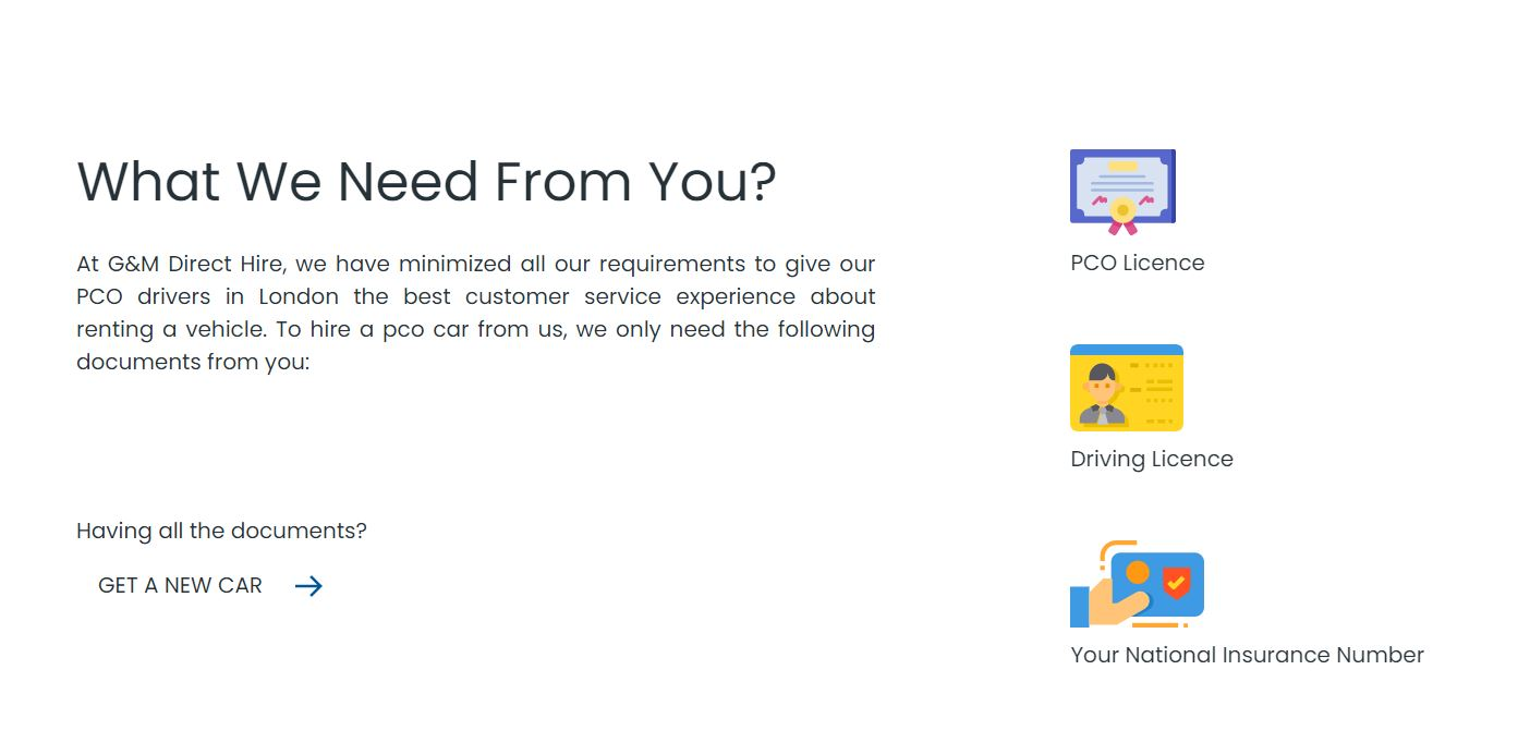 how to get pco car license