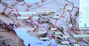 مشروع نقل مياه الخليج الفارسي اعاد البسمة الى المحافظات الشرقية والمركزية