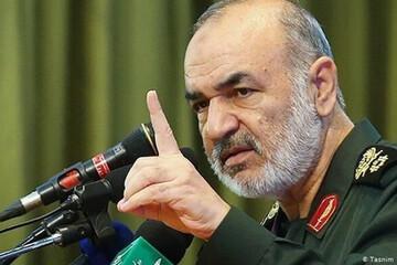 ببینید | ورود فرمانده کلسپاه به خوزستان