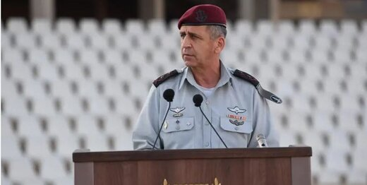 رئیس ستاد ارتش اسرائیل علیه ایران دست به کار شد