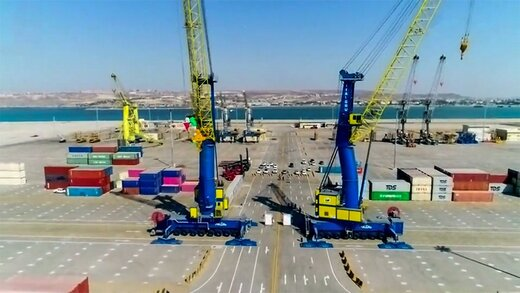 راهاندازی خط دریایی چابهار-ونیز/ مهمترین ارتباطات تجاری بندر شهید بهشتی چابهار