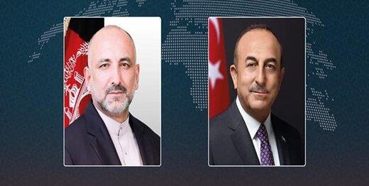ترکیه خواستار حضور ایران در نشستهای مشترک درباره افغانستان شد