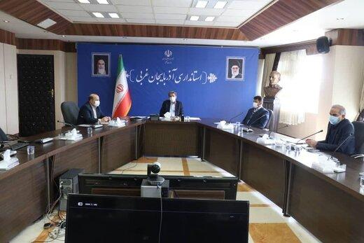 انتقاد استاندار آذربایجانغربی از محدودیت و ممنوعیت صادرات سیب درختی