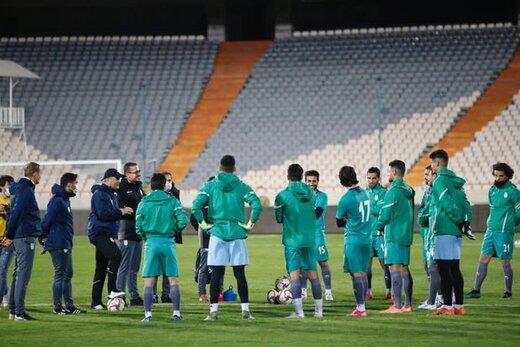 اضافه شدن دو مربی جدید و خارجی به تیم ملی فوتبال