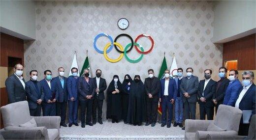 انجمن حقوق ورزشی فعالیت خود را آغاز کرد