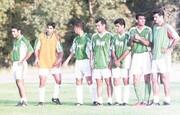 تیم ملی پرستاره ایران در دهه 70/عکس