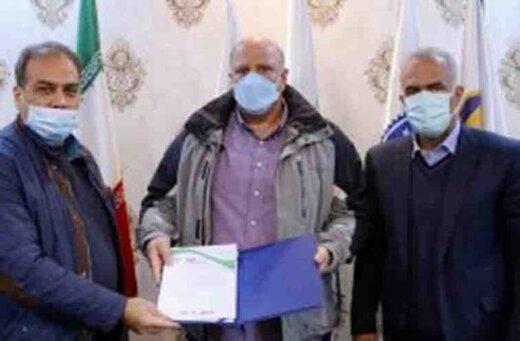 حسین نبوی رئیس کمیته رالی کشور شد