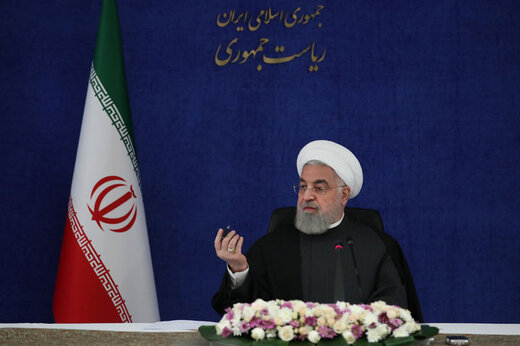 Iran going through an economic war: Pres. Rouhani