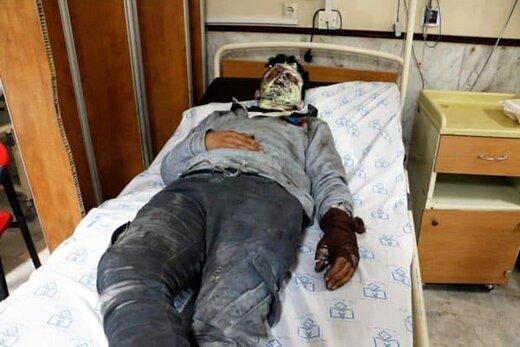 انفجار نارنجک دستساز نوجوان اهل ری را روانه بیمارستان کرد