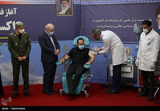 واکسن ایران برکت از خرداد توزیع عمومی میشود