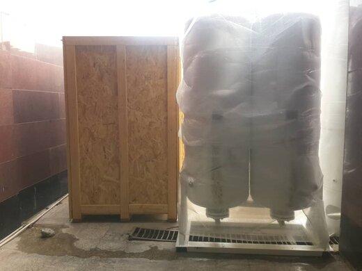 افزایش ۱۰۰ درصدی ظرفیت سیستم اکسیژن ساز بیمارستان پیامبر اعظم (ص) قشم در روزهای آتی