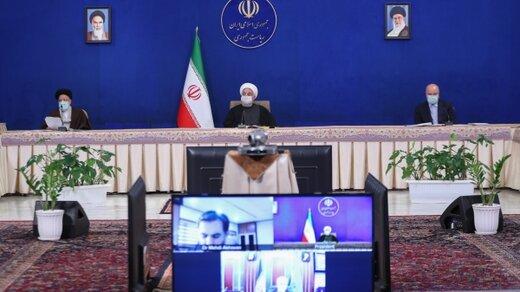 جلسه شورایعالی فضای مجازی به ریاست روحانی برگزار شد/ ادامه بررسی سند صیانت از کودکان و نوجوانان در فضای مجازی