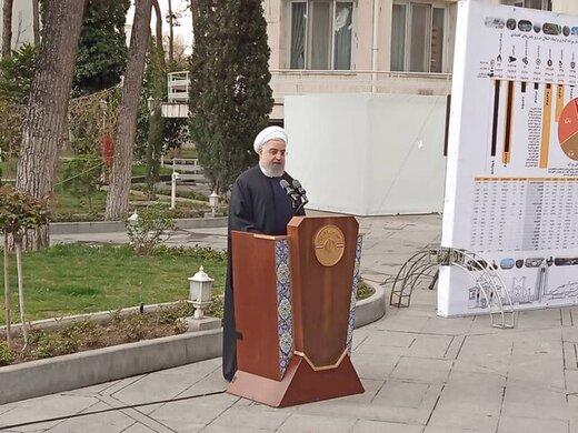 روحانی: تاخیر در پایان تحریم خیانت بزرگ و ننگ ابدی است