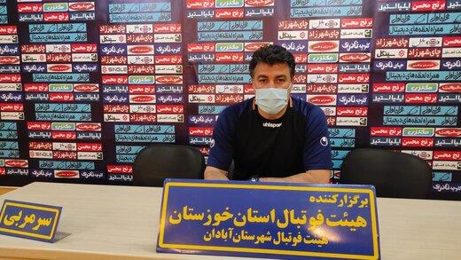 محمد نوازی: برای فدراسیون متاسفم که زمان بازی را عوض کرد