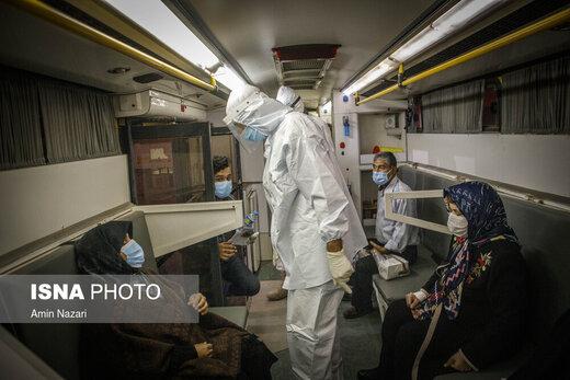 فوت ۷۳ نفر در شبانهروز گذشته/ بیش از ۷ هزار نفر به کرونا مبتلا شدند