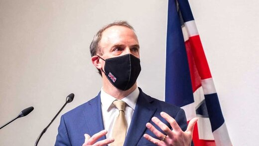 ارزیابی وزیرخارجه انگلیس از نتایج مذاکرات وین