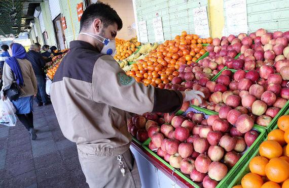 آخرین قیمت ها در بازار میوه و تره بار از زبان رئیس اتحادیه