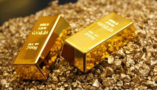 تثبیت نرخ انس جهانی طلا