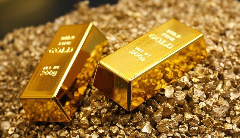 طلا باز هم ارزان شد