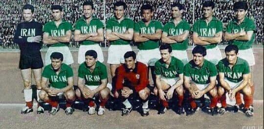 تیم ملی ایران در فینال جام عمران/عکس