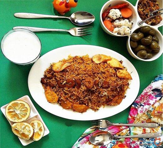 با غذاهای محلی مشهد آشنا شوید