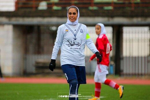 پگاه نوری؛ یک مادرِ عشق فوتبال!