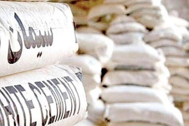 برخورد قانونی و قاطع با متخلفان فروش و توزیع سیمان