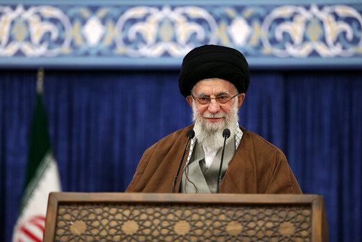 ببینید | پیام رهبر انقلاب به مناسبت نوروز ۱۴۰۰
