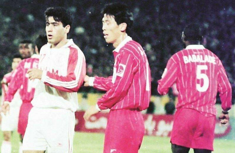 مهدویکیا در جام باشگاهها آسیا/عکس