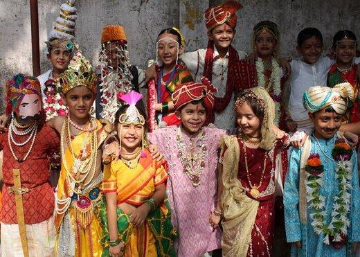جشن پارسی نوروز در هندوستان