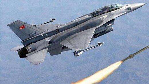 ترکیه پس از 17 ماه به شمال رقه حمله کرد
