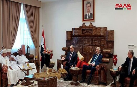 عمان: بحران سوریه فقط به دست سوری ها حل شدنی است