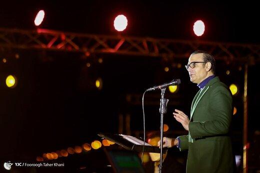کنسرت علیرضا قربانی در میدان آزادی