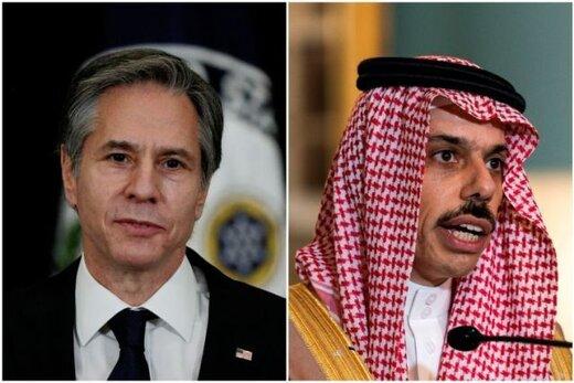 گفتگوی وزاری خارجه آمریکا و عربستان درباره یمن پس از طرح آتشبس از سوی ریاض